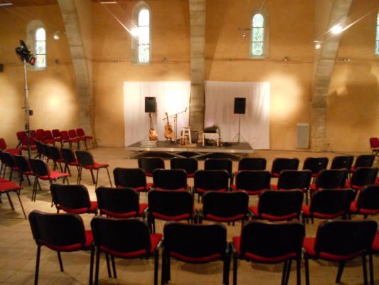 Eglise Le Barry