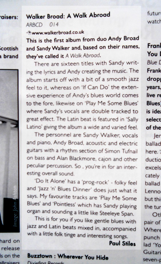 Blues In Britain Review